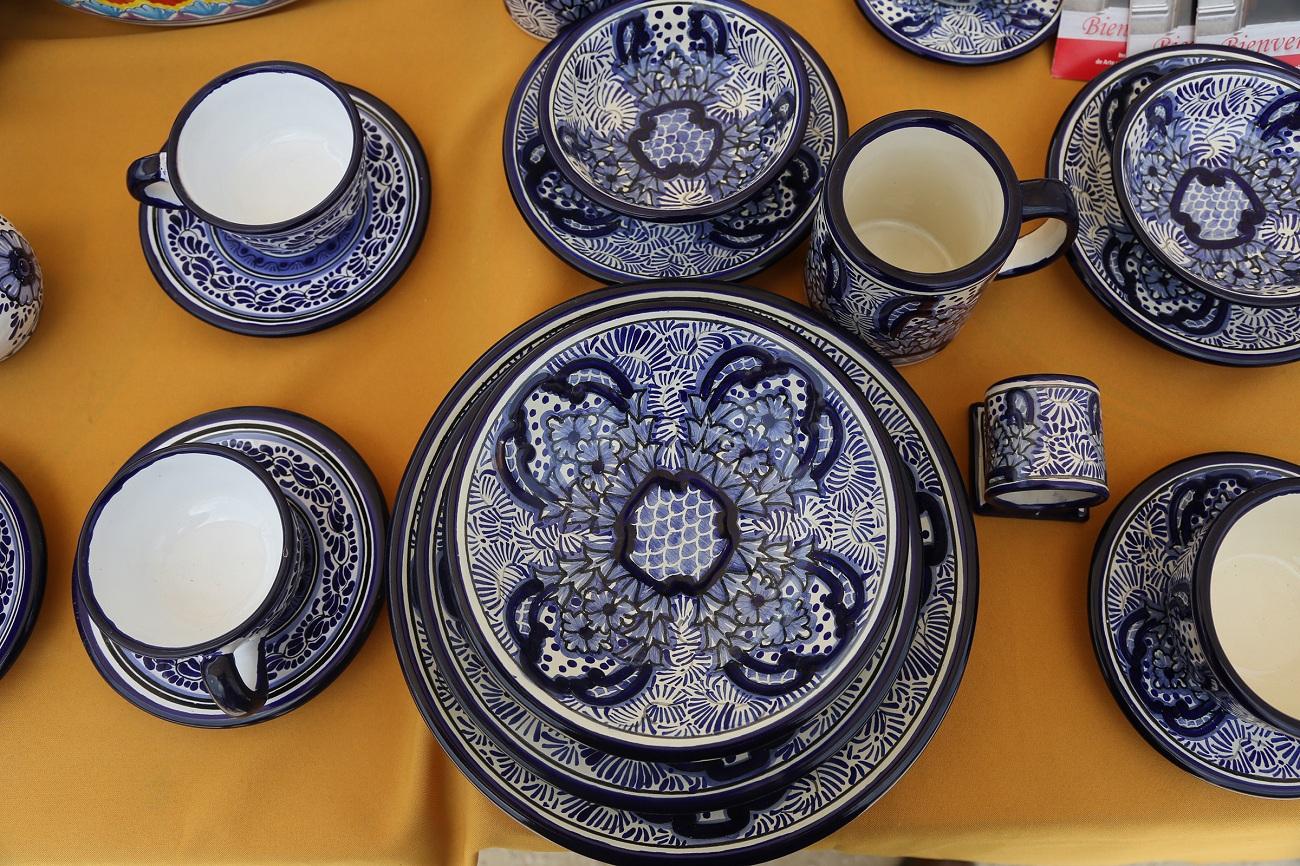 Vajilla ceramica artesanal ideas de disenos for Vajilla ceramica