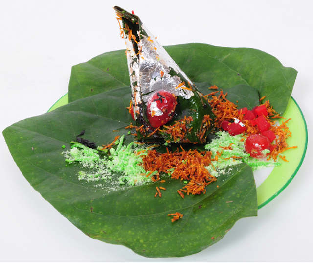Benefits of Chewing Paan