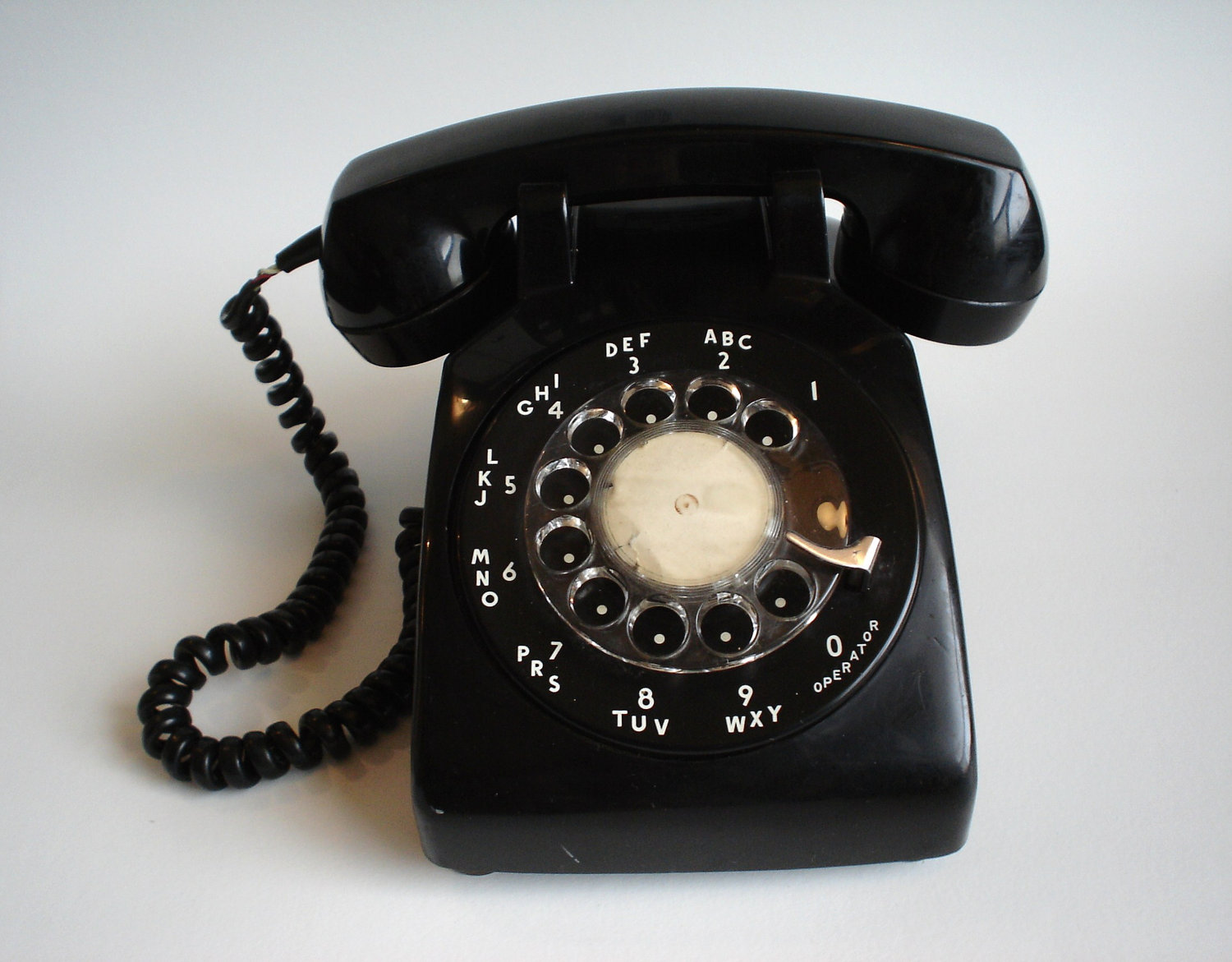 Rosey's Barn: Tech Obituary: The Rotary Phone