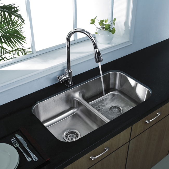 Faucet Sink Kitchen : The Reno Project(s): Dos And Donts When Buying Your Kitchen Sink