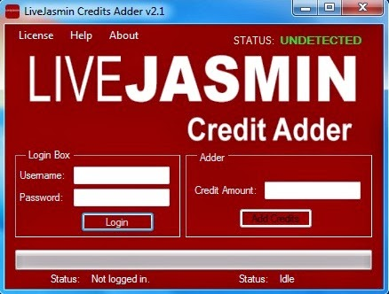 We (Team eXtreme) have released our new Livejasmin Credits Hack 2014 .