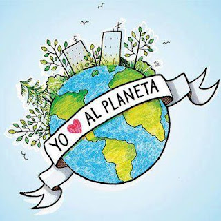 Eu amo meu planeta