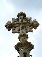 La Creu de Terme de l'Ajuda