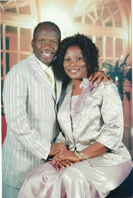 Pastor Dr.Daniel & Mercy Kulola