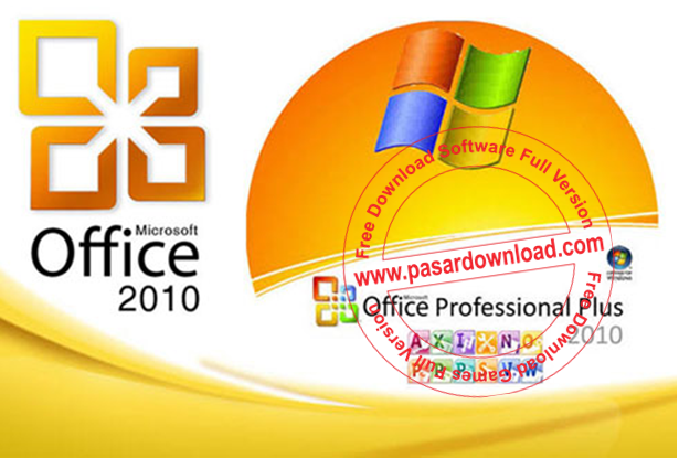 Free Download Microsoft Office 2010 Professional Plus Full Version