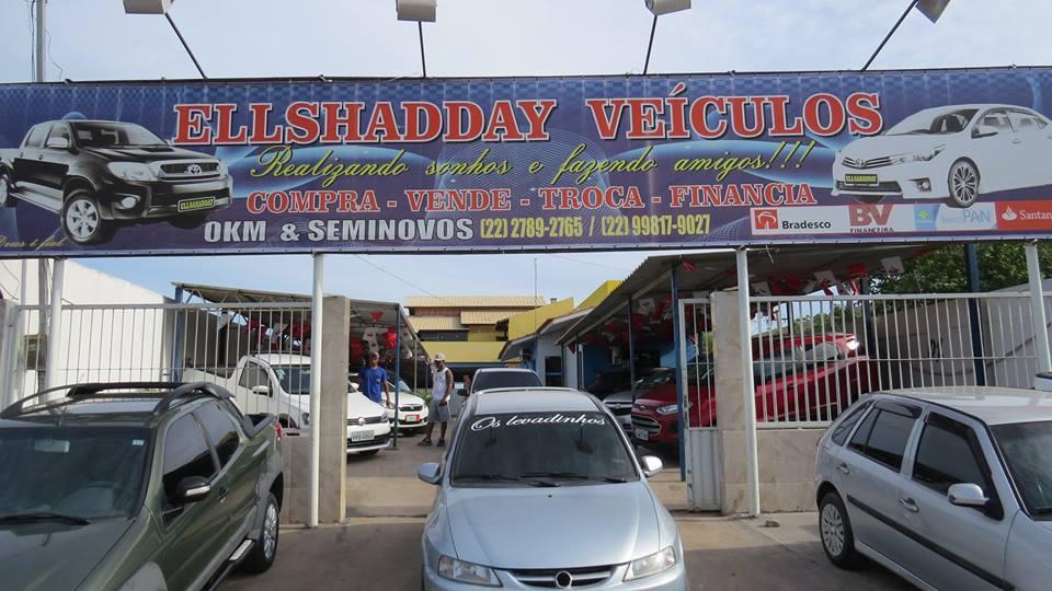 ELLSHADDAY VEÍCULOS