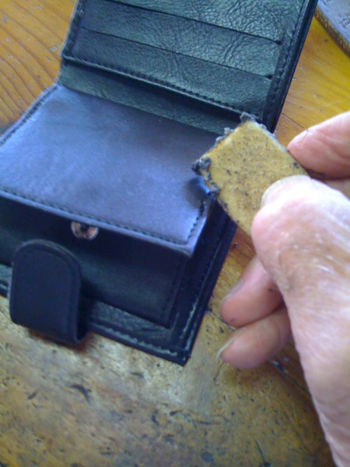 Cordonnerie maroquinerie bagagerie sellerie comment enlever la colle - Comment enlever de la colle glue ...