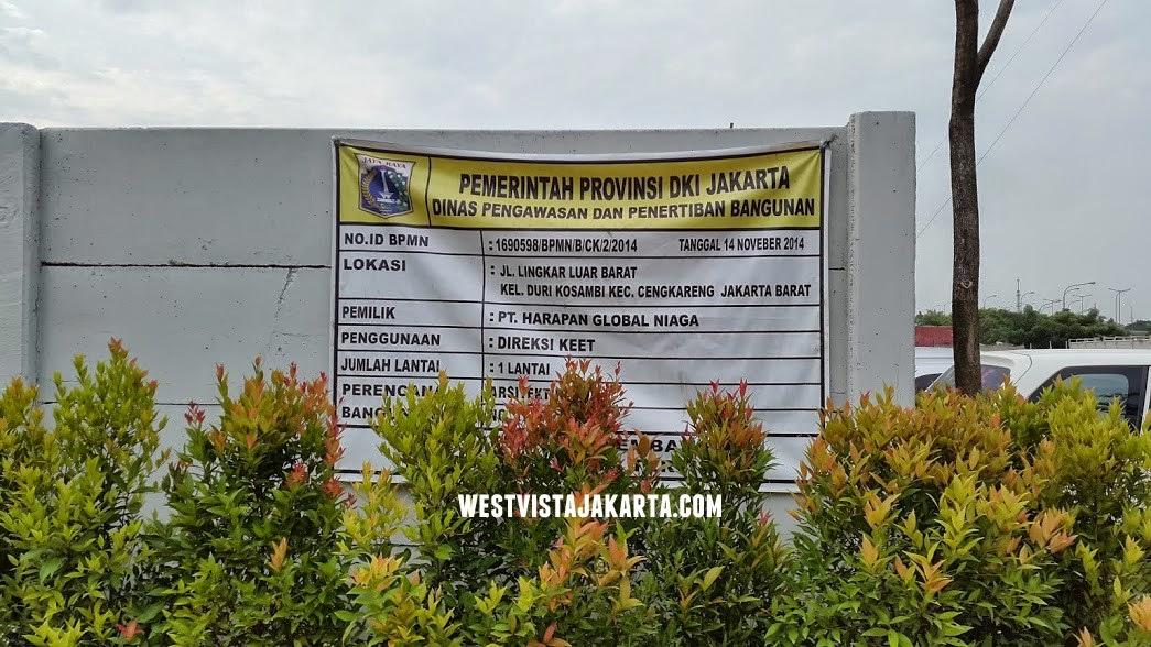Ijin Pendirian West Vista Jakarta