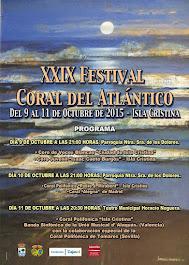 FESTIVAL CORAL DEL ATLÁNTICO, COROS PARTICIPANTES: