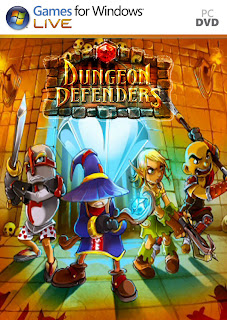 capa DOWNLOAD   Dungeon Defenders Collection PC + Crack