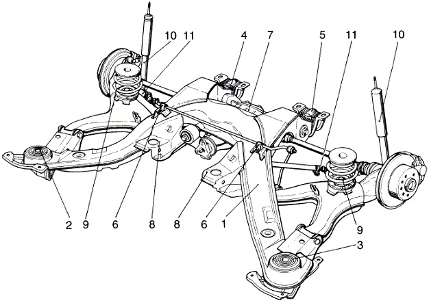 Steering Suspension Diagrams also Tech Ride Heights likewise Safety seat belts besides Semi Trailing Arm Rear Axles further Steering Plan Assembly. on suspension roll center diagram
