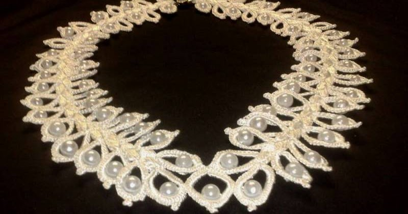 Бисероплетение мастер класс схемы ожерелье 477