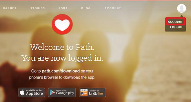Cara Membuat Akun Path Dengan Mudah