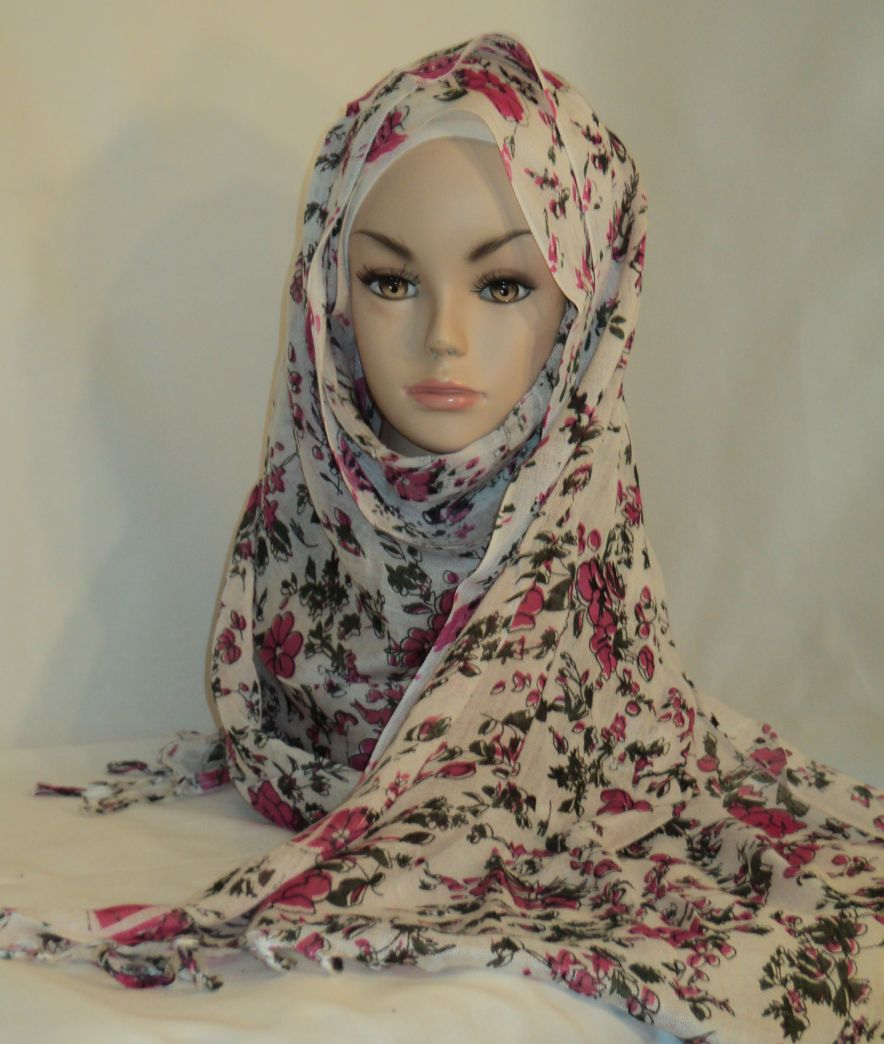 Hijab after fininish customer make agreement with other 2