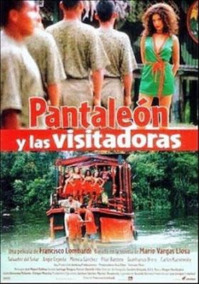 Pantaleón y las visitadoras (1999).