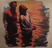 Many Faces of Jesus: Modeling of Submission in His Baptism by St. John in the Jordan River