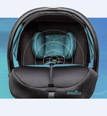 Useful Gadgets For The Helicopter Parent - Evenflo DLX Infant Car Seat