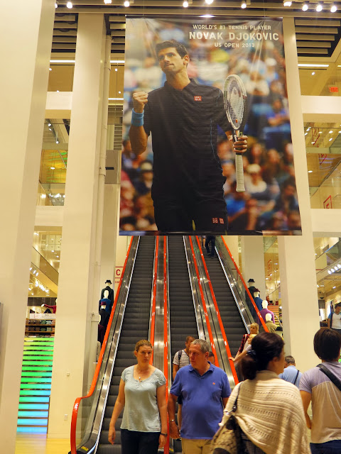 UNIQLO New York Novak Djokovic