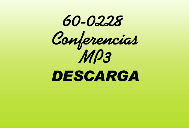 Conferencias MP3 William Branham