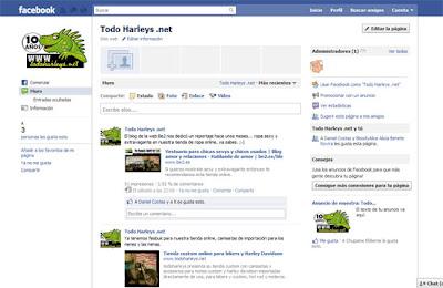 Facebook Ropa custom