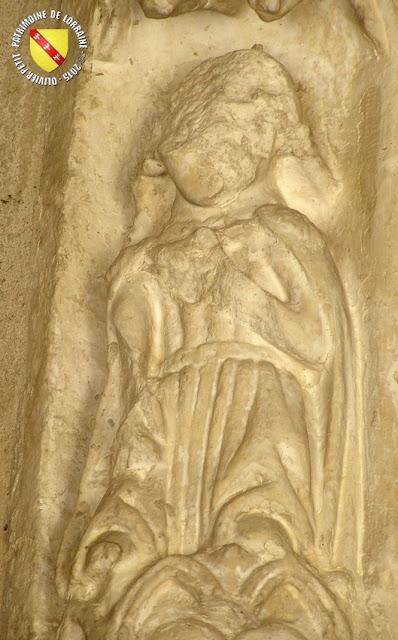 ECROUVES (54) - Eglise de-la-Nativité-et-de-la-Vierge. (Intérieur)