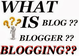 What is a blog? and what is blogging?