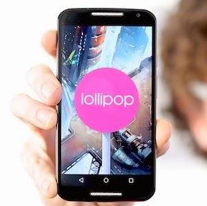 Cara mendapatkan Android 5.1 Lollipop di Moto X (2014)