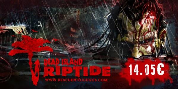 videojuego dead island riptide barato