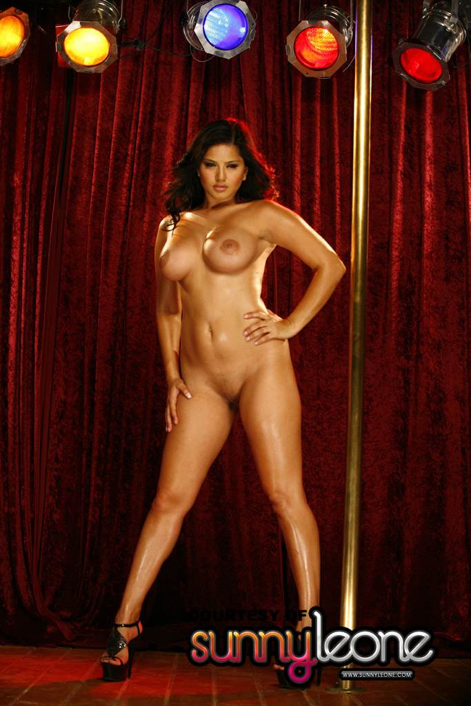 sunny leone naked pole dance pictures nsfw porn blog