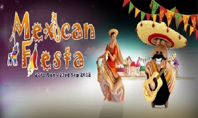 Mexican Food Fiesta