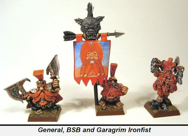 Slayer Command Group painted models images