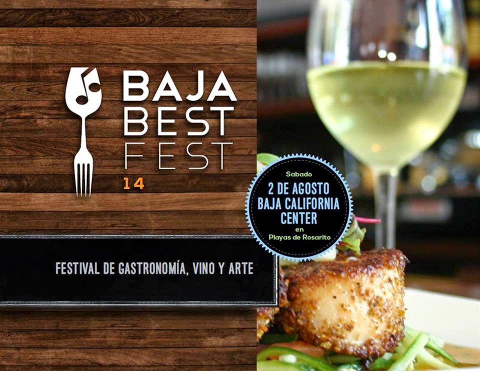 Win 2 Tickets to the Baja Best Fest in Rosarito, Mexico!