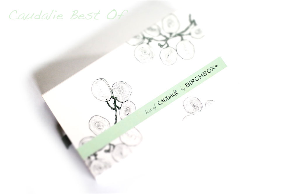 caudalie birchbox best of