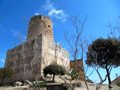 Torre Miquel Nunis Castillo Capdepera