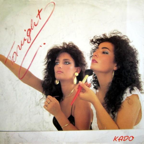 Kado - Tonight (Maxi)