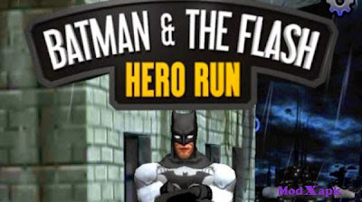 Batman & The Flash: Run Hero 2.0 Mod APK (Unlimited Money)