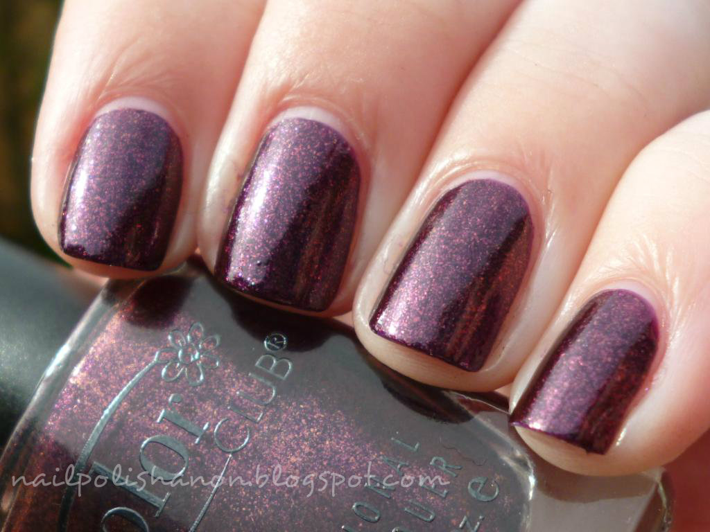 Nail Polish Anon: Color Club Winter Affair Swatches & Review