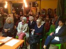 Partecipazione e dialogo nell'incontro con i cittadini al villaggio Borsalino