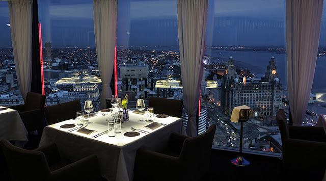 Restaurantes em Liverpool