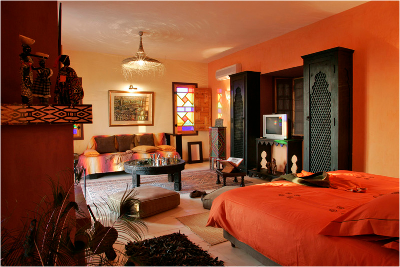 Moroccan Themed Living Room<br> : Moroccan Bedroom Design Ideas  Room Design Inspirations