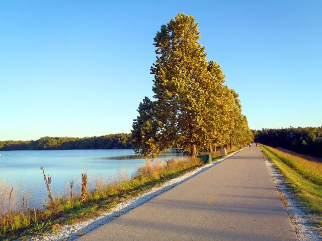 Lake Fayetteville Trail, Arkansas