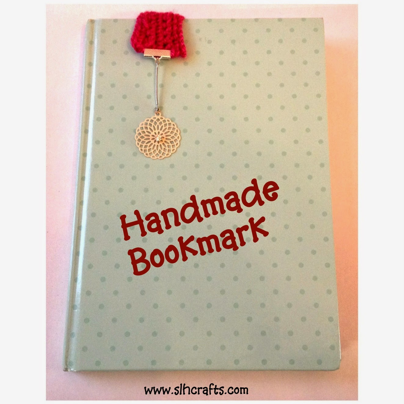 crochet bookmark gift