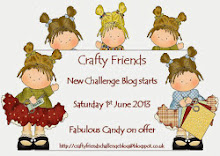 Crafty Friends New Challenge starts 1st June