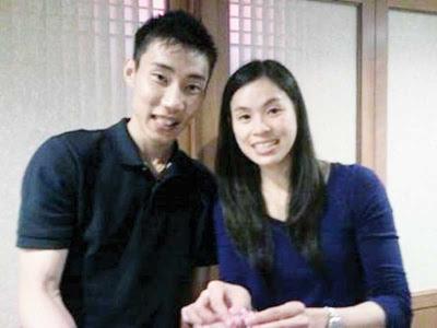 Peminat tidak sabar tunggu Chong Wei kahwin