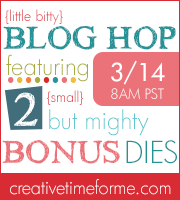MCT ITTY BITTY BLOG HOP