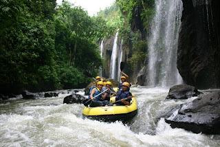 Tempat dan Lokasi Arung Jeram Rafting Jogja di Yogyakarta