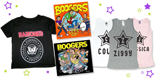 Boogers Giveaway
