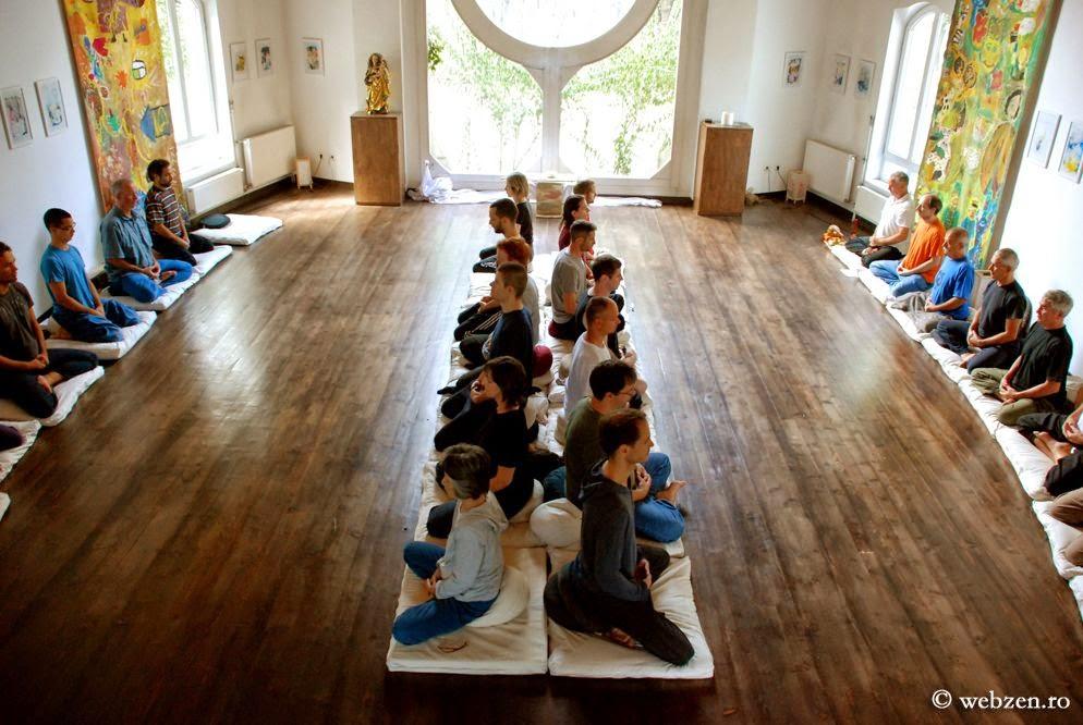 zen meditation, Cluj-Napoca, zazen, zen