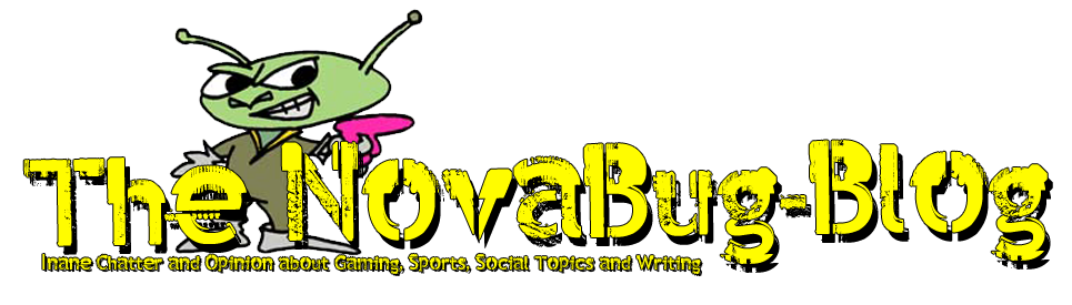 The NovaBug-Blog
