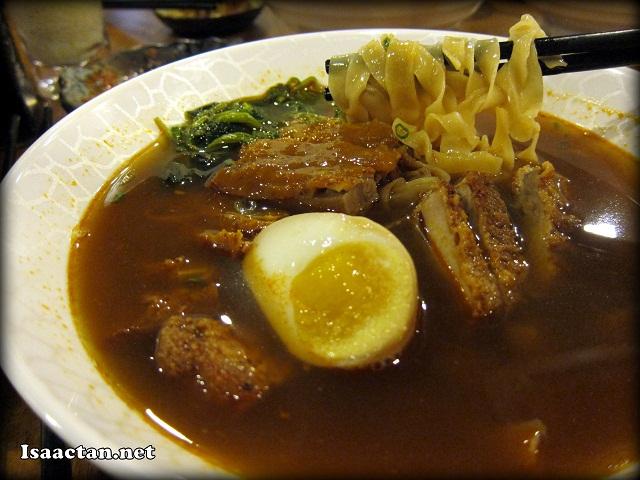 Curry Ramen - RM7.90